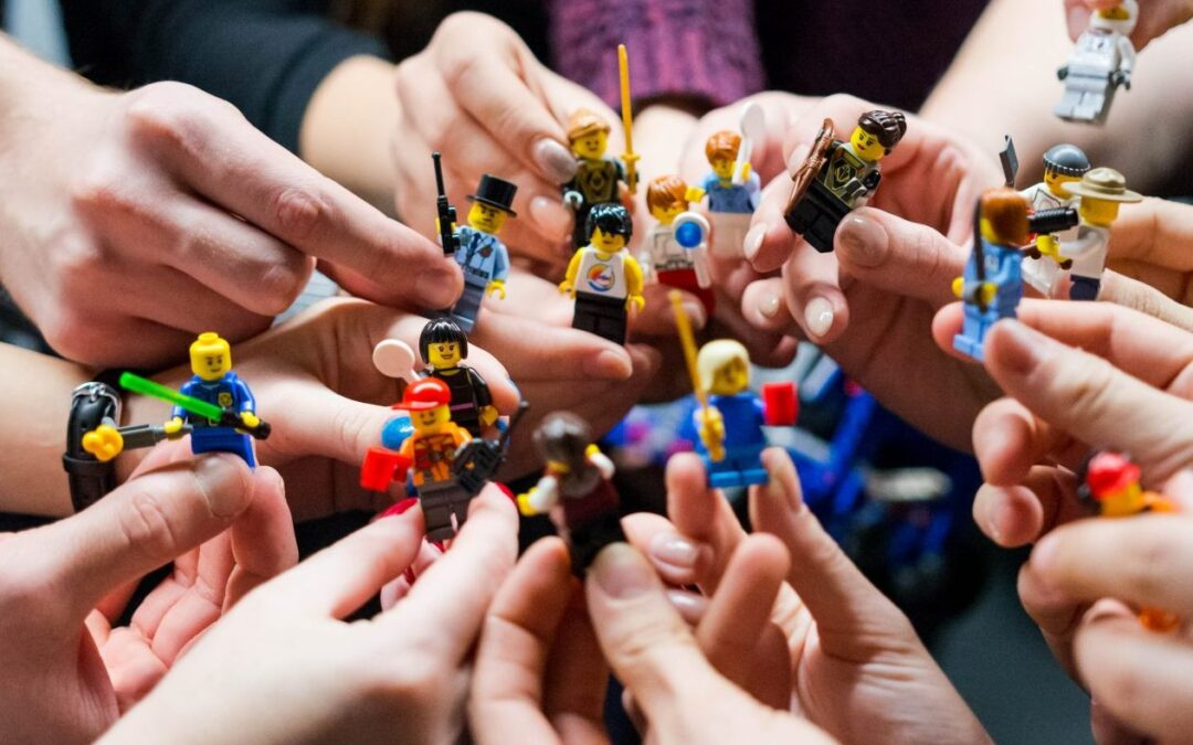 LEGO® SERIOUS PLAY® Facilitator Training, February 8-11th, 2021